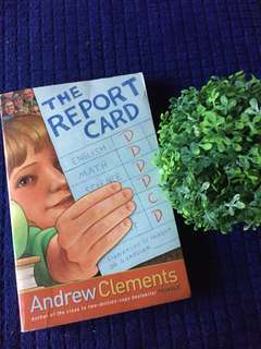 50%OFF!!! The Report Card