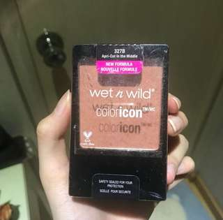 Wnw color icon blush