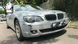 BMW 730 SG