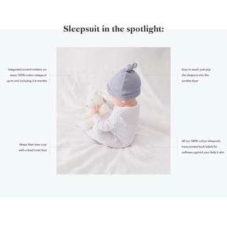 KIDS/ BABY - Sleepsuits