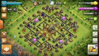 Clash Of Clans Account 10 TH