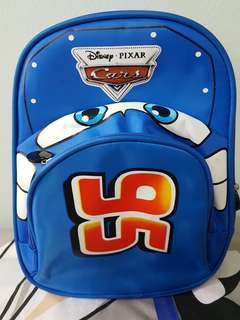 Kids Bag (car design-blue) #winsb