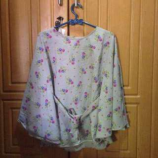 Blouse batwing (new)