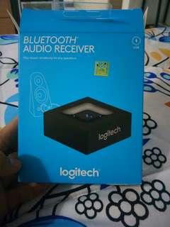 Logitech Bluetooth Audio Receiver - Black