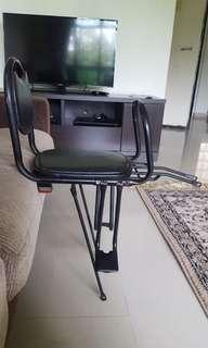 Bicycle rear seat