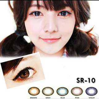 Softlens TIFFANI SR 01 - SR 10