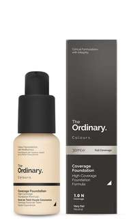 The Ordinary Coverage Foundation — 1.2Y