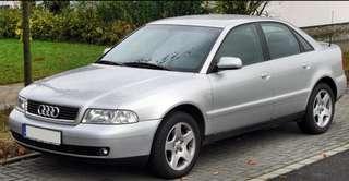 Audi a4 b5 sport light