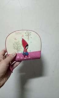 小紅帽零錢包