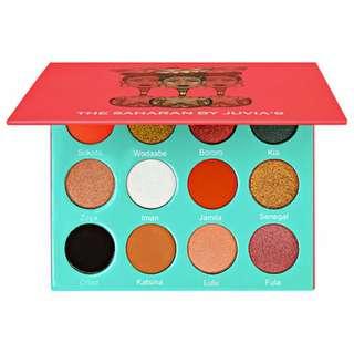 ✨ CLEARANCE INSTOCK SALE: Juvia's Place The Saharan Eyeshadow Palette