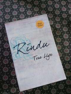 Novel rindu - tere liye