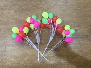 Colourful Balloon (cake decoration)