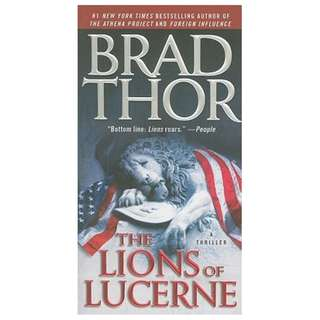 🚚 Scot Harvath Series (11 in 1) By Brad Thor
