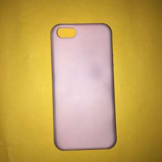 Pastel Pink case for iPhone 5/5s/SE