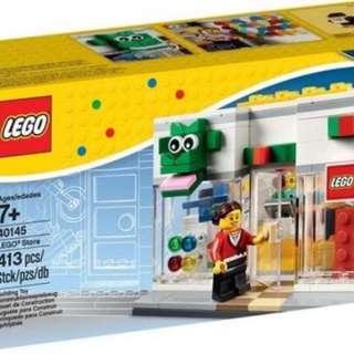 LEGO Lego Store Exclusive Eet