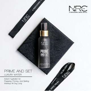 NRC PRIME AND SET LUXURY WATER