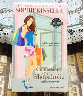 Confessions of a Shopaholic (The Filipino Edition) Translated by: Heart Yngrid