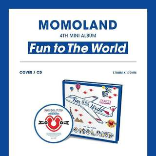 [PO] MOMOLAND - FUN TO THE WORLD