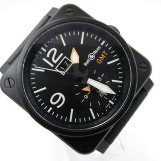 Pre Owned Bell&Ross BR-03-51-GMT