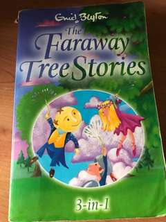 The Faraway Tree Stories total 583 pages