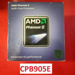 FOR SALE!PHENOM II X4 905E