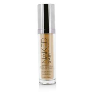 Urban Decay Naked Skin Weightless Ultra Definition Liquid Makeup - #5.0 30ml