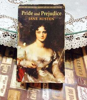 Pride and Prejudice (Bantam Classic) by Jane Austen