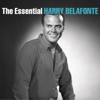 Double CD Harry Belafonte – The Essential Harry Belafonte