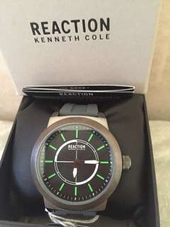 Authentic Kenneth Cole Reaction Watch