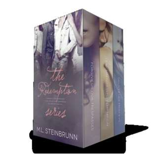 🚚 The Redemption Series Boxed Set