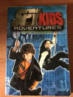 Spy Kids Adventures Mucho Madness