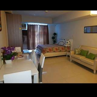 GREENBELT MADISON 1BEDROOM FULLY FURNISHED FOR SALE IN MAKATI