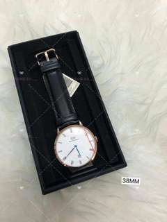 100% Original Daniel Wellington Watch Set Promotion