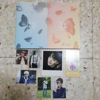 BTS HYYH Pt.2 & Photocards