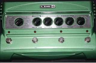 Line DL4 Modeler Pedal