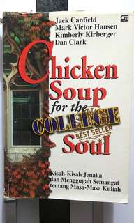 Chicken Soup for College Soul