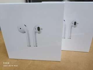 全新 Apple Airpods 送配件