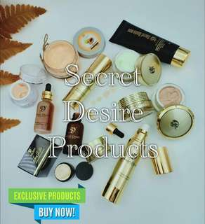 Secret desire product, tomorrow promo last day!!hurry before it end