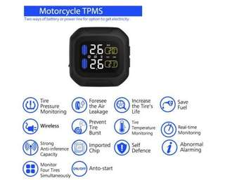 Wireless tpms waterproof