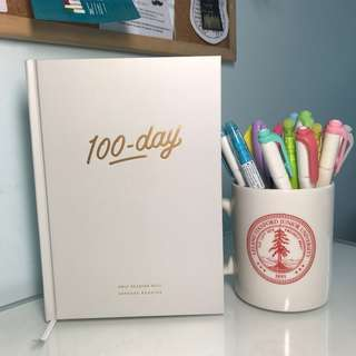 100 Day Planner