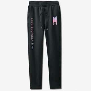 (PREORDER) Bts casual pants