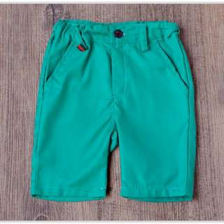 Boys plain color leisure trouser pant
