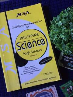 Philippine Science Reviewer Highschool Vol. 2