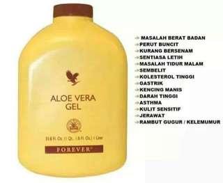 Forever Living Aloe Vera Gel Kuning