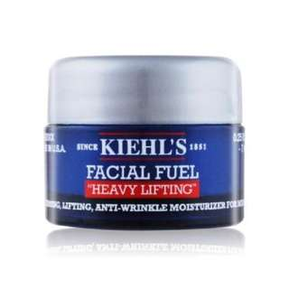 Kiehl's Facial Fuel Heavy Lifting - Firming/Lifting/Anti-Wrinkle Moisturizer for Men 7ml