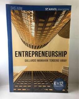 SHS - Entrepreneurship