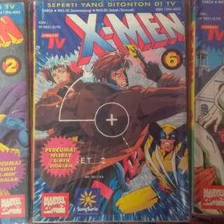 X-men 2,6&7(BM)