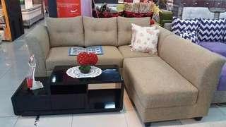 Sofa warna cream bisa kredit mudah