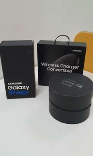 Samsung S7 Edge, Gear S2 and Wireless Charger