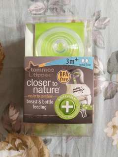 Tommee Tippee Anti-Colic Bottle Teats
